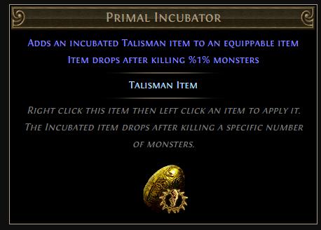 Primal Incubator