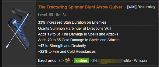 The Fracturing Spinner Price