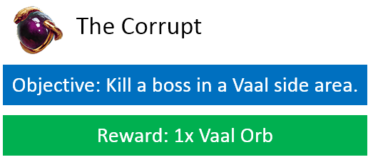 Vaal Orb Prophecy