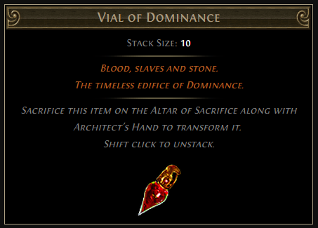Vial of Dominance