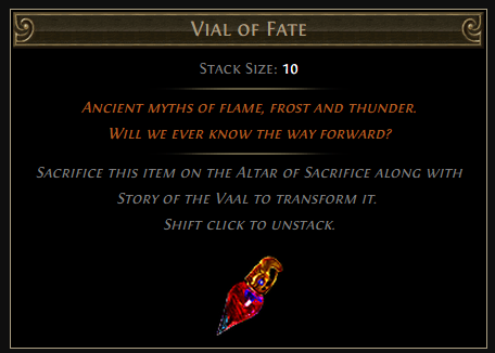 Vial of Fate