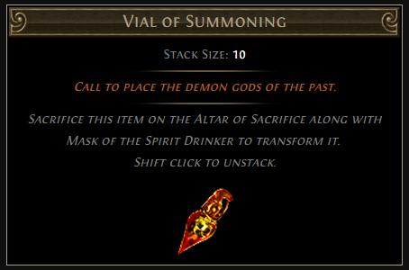 Vial of Summoning