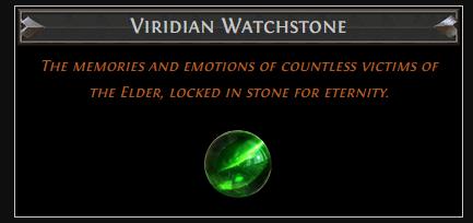 Viridian Watchstone