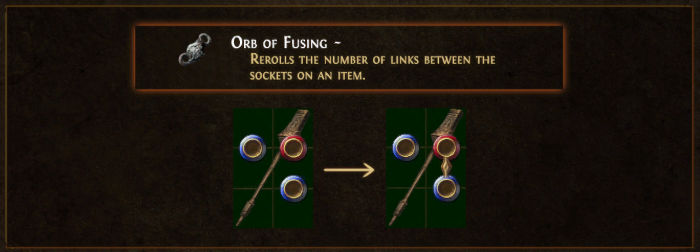 6 Ways to Get Orb of Fusing in PoE, Farming, Recipe & Price