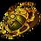 Gilded Blight Scarab