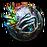 Platinum Tirn's End Watchstone