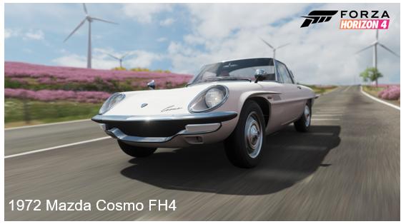 1972 Mazda Cosmo FH4