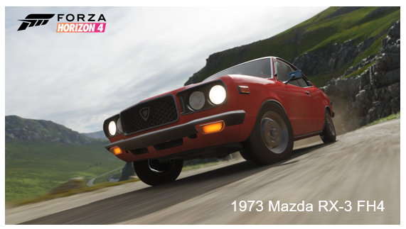 1973 Mazda RX-3 FH4