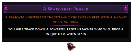 A Whispered Prayer