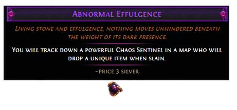 Abnormal Effulgence