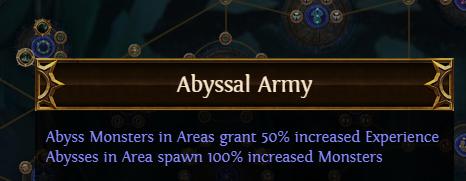 Abyssal Army