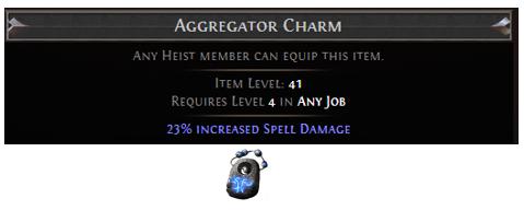 Aggregator Charm