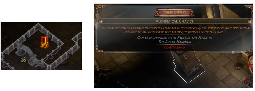 Alchemical Chalice Location