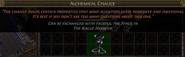 Alchemical Chalice