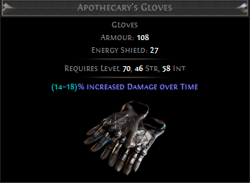 Apothecary's Gloves