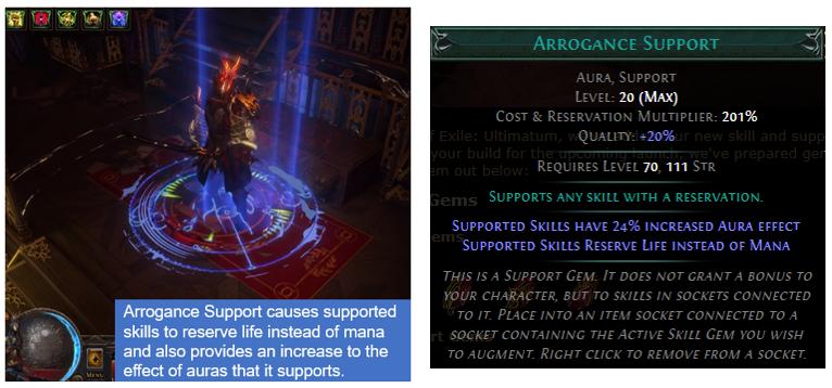 Arrogance Support Screenshots