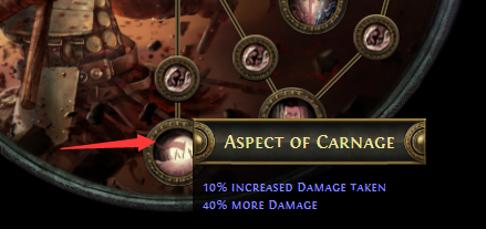 Aspect of Carnage