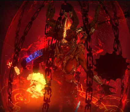 Atziri, Queen of the Vaal