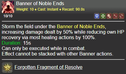 Banner of Noble Ends FFXIV