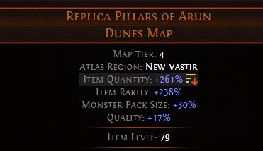 Best Maps for Item Quantity