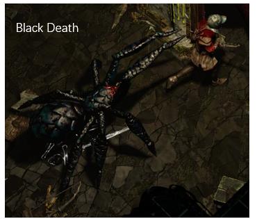 Black Death PoE