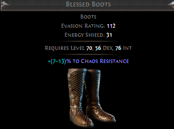 Blessed Boots