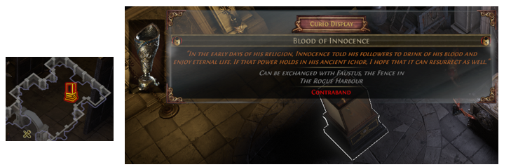 Blood of Innocence Location