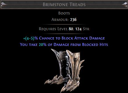 Brimstone Treads