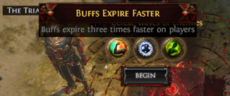 Buffs Expire Faster