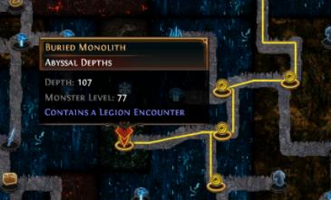 Buried Monolith
