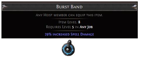 Burst Band