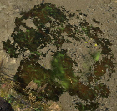 Caustic Ground