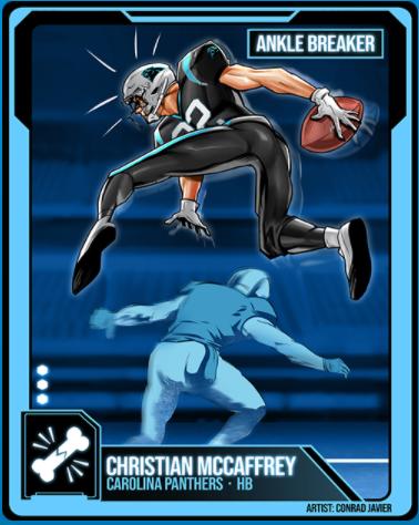 Christian McCaffrey X-Factor