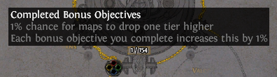 Completion Bonus Objectives