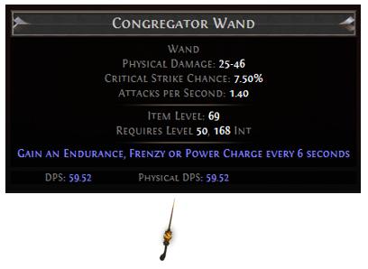 Congregator Wand