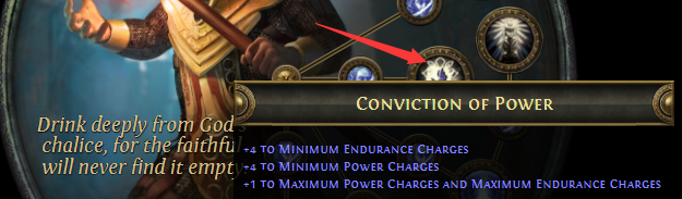 Conviction of Power