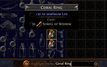 Coral Ring PoE