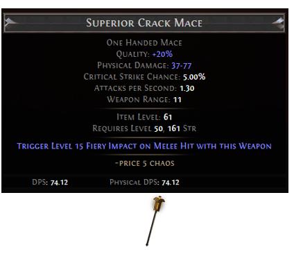 Crack Mace