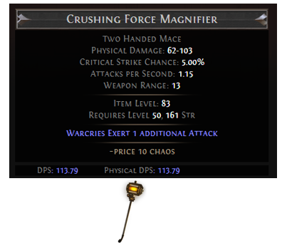 Crushing Force Magnifier