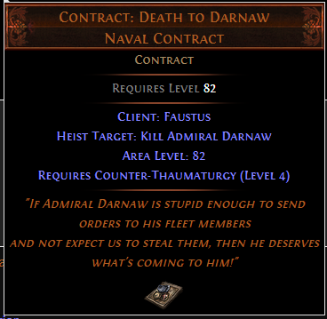 Contract: Death to Darnaw