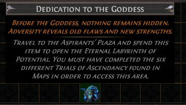 Dedication to the Goddess