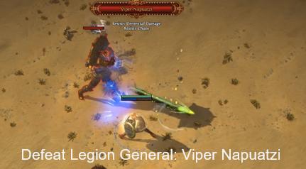 Defeat a Legion General