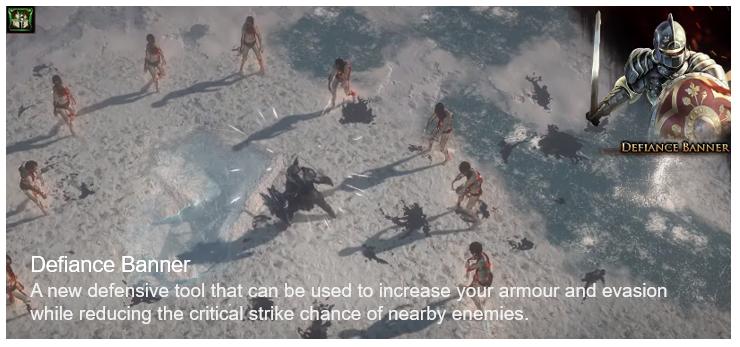 Defiance Banner Screenshots