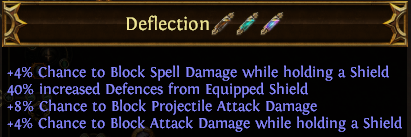 Deflection PoE