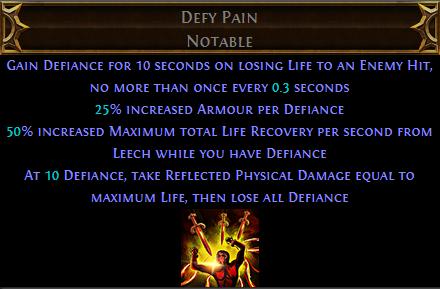 Defy Pain