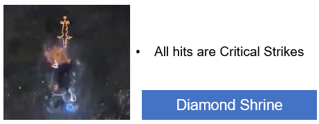 Diamond Shrine PoE