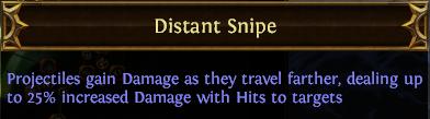Distant Snipe PoE