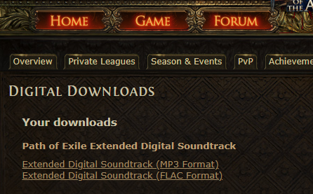 Download Extended Digital Soundtrack