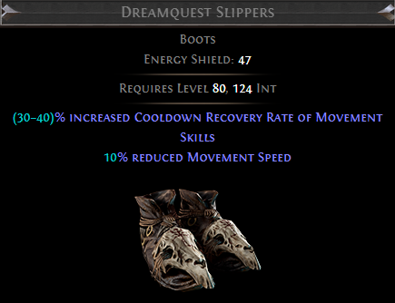 Dreamquest Slippers