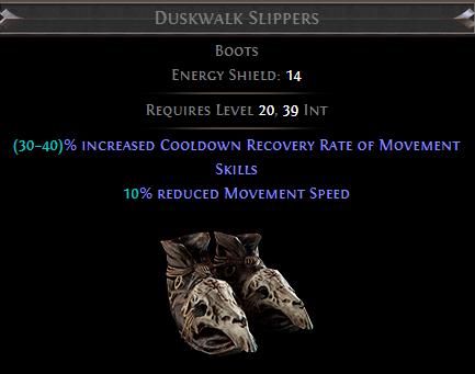 Duskwalk Slippers